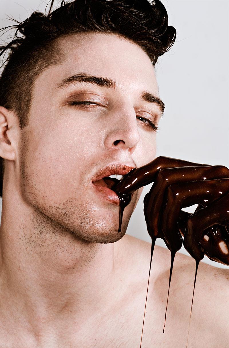 my studio Mar 20, 2008 ©2008 Joseph Alexander chocolat: dylan monroe