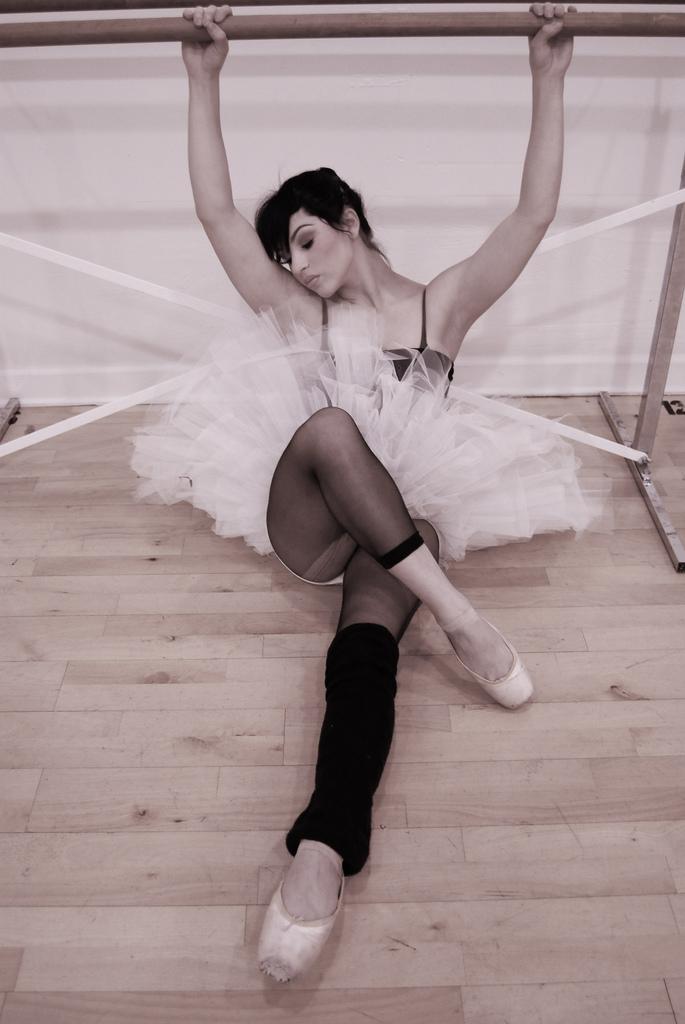 Sausalito Mar 21, 2008 Carla Frances Kelly Rose- Ballerina- Available Studio Lights