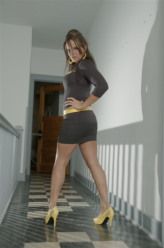 Female model photo shoot of alli