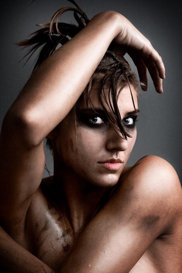 Male model photo shoot of luma
