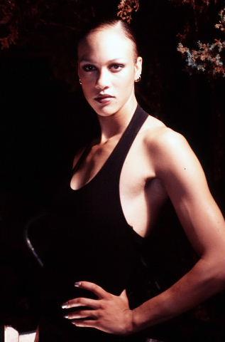 Female model photo shoot of Kismet Filmworks in Bowie, Md