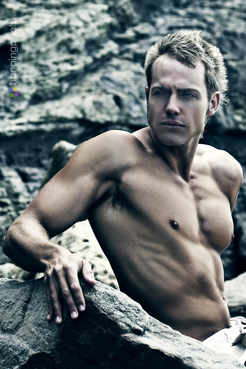 Male model photo shoot of Bart Verschuuren by hangingpixels in Northern Beaches - Sydney