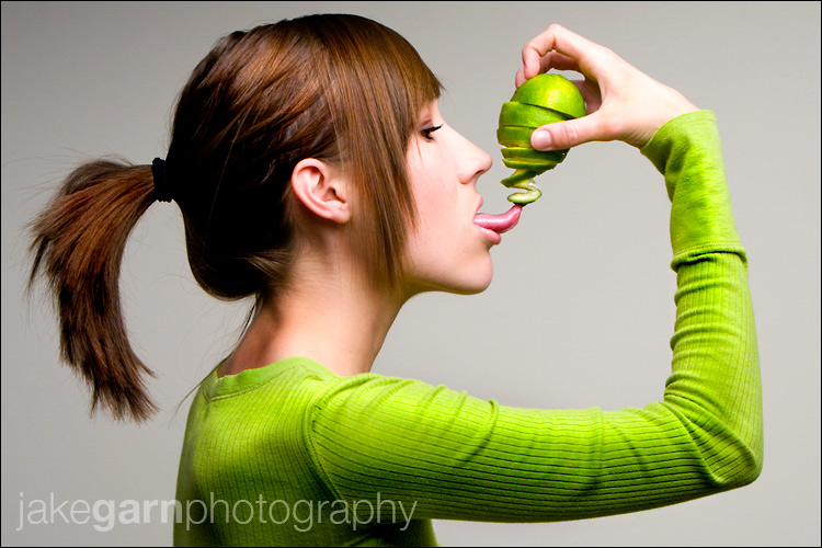 Mar 24, 2008 Jake Garn Photography Twist of Lime