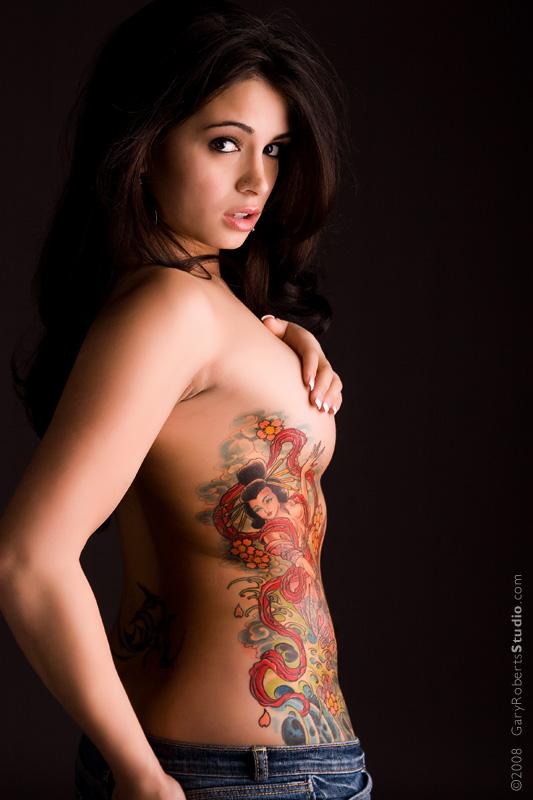 Female model photo shoot of Danielle Toshiko