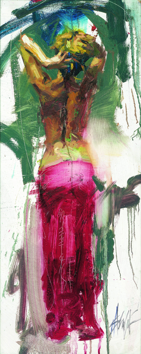 Mar 25, 2008 Henry Asencio Essence of beauty (Oil on board)