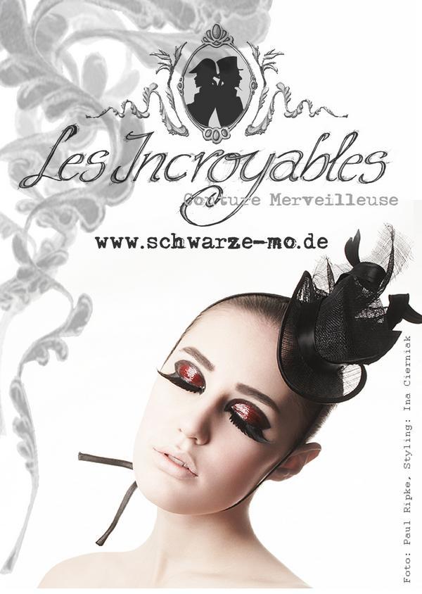 Mar 25, 2008 Les Incroyables, Foto: Paul Ripke, Styling: Ina Cierniak Les Incroyables Flyer 1/08