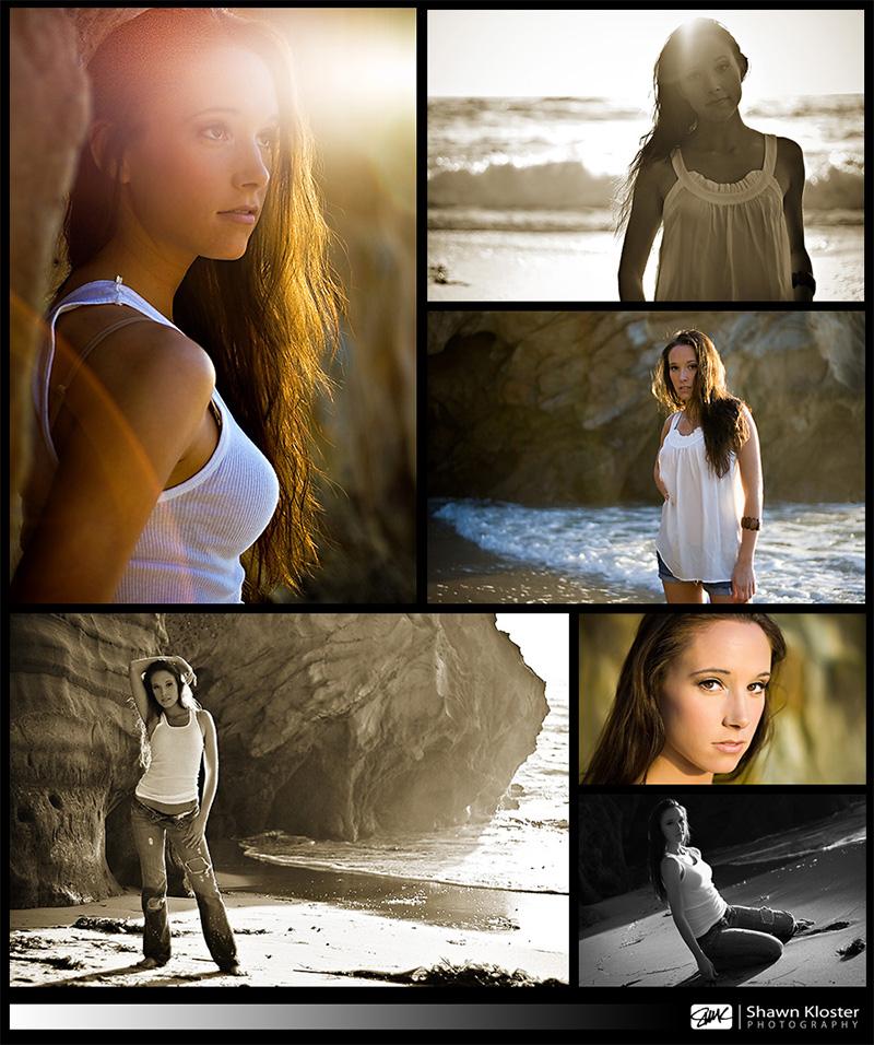 Laguna Beach, CA Mar 26, 2008 Shawn Kloster, 2008 Surf & Sand  ||  Model: Christina Marie
