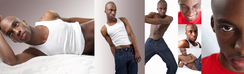 Male model photo shoot of ZaMarrei Dukez by Jacob Pressley in queens