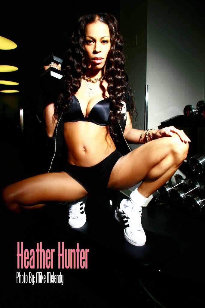 NEW YORK Apr 01, 2008 Michael Melendy Heather Hunter- Insatiable
