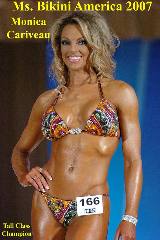 Apr 01, 2008 Ms. Bikini America 2007