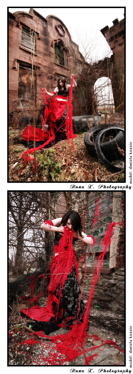 Philly Apr 01, 2008 rana x. photography RED! (gown series)
