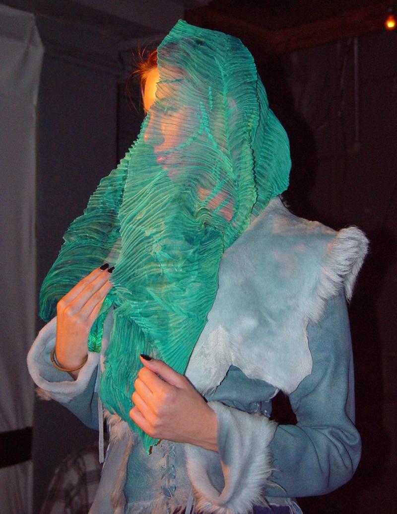 Beverly Hills,Ca. Apr 02, 2008 Elizabeth Michaels designs .My angel.