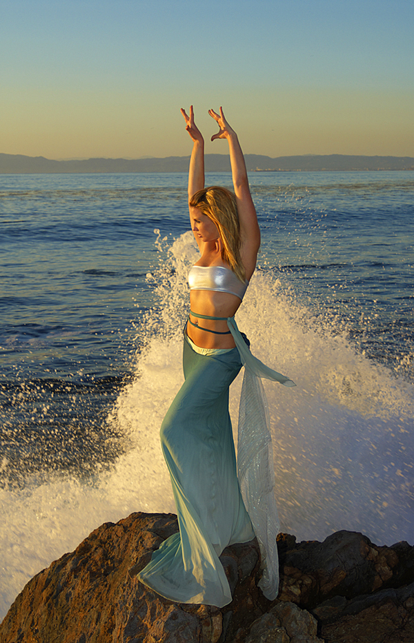 LA CA Apr 05, 2008 Queen of the Sea