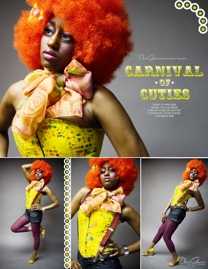 Det, MI Apr 07, 2008 David Garnes Photography Carnival Cutie: Shavon