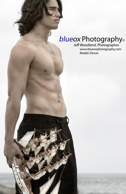 Hawaii Apr 07, 2008 blueox Photography MODEL: Devan