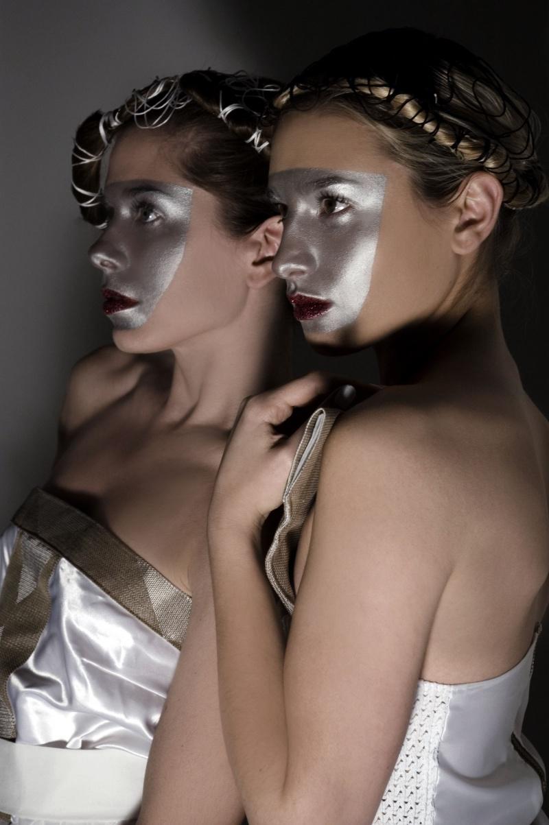 Apr 08, 2008 EE Berger Photo Campaign for Annica Cuppitelli Designs. AmyMUA- hair / MUA