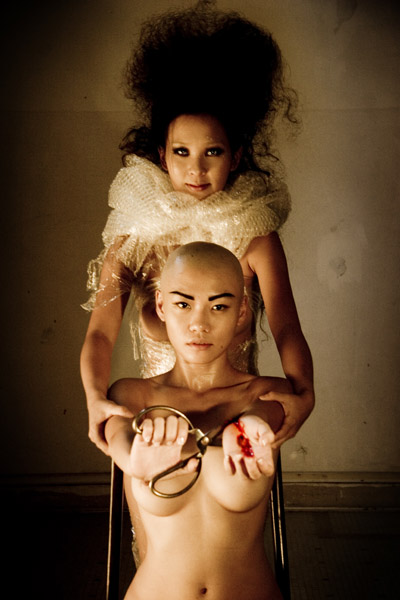 Female model photo shoot of Vividshots - Monica Eng in Singapore