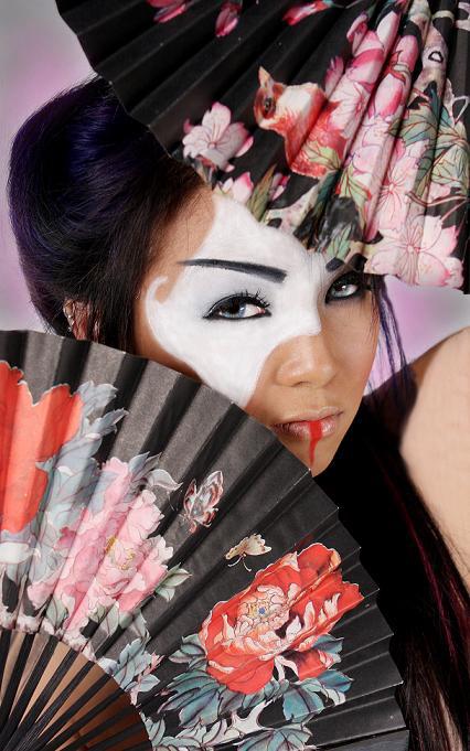 Santa Clara Apr 09, 2008 Modern Geisha