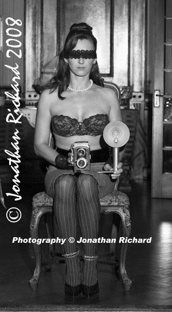 Apr 10, 2008 © Jonathaan Richard 2008 Hotel Erotica 2008  Styling by Jonathan