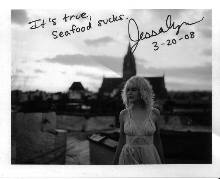 Apr 10, 2008 Meagan Sample Jessie
