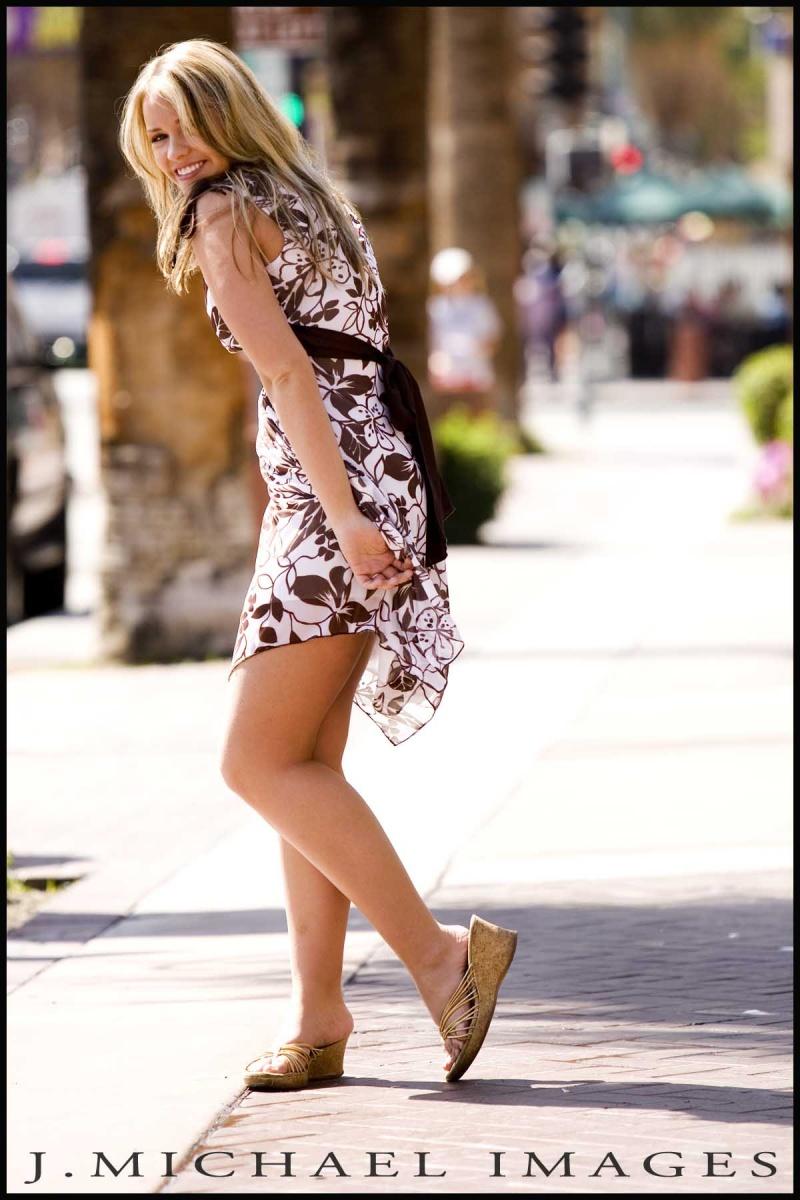 Palm Springs Apr 11, 2008 Smilin Cuz Im a Dork in a Dress!