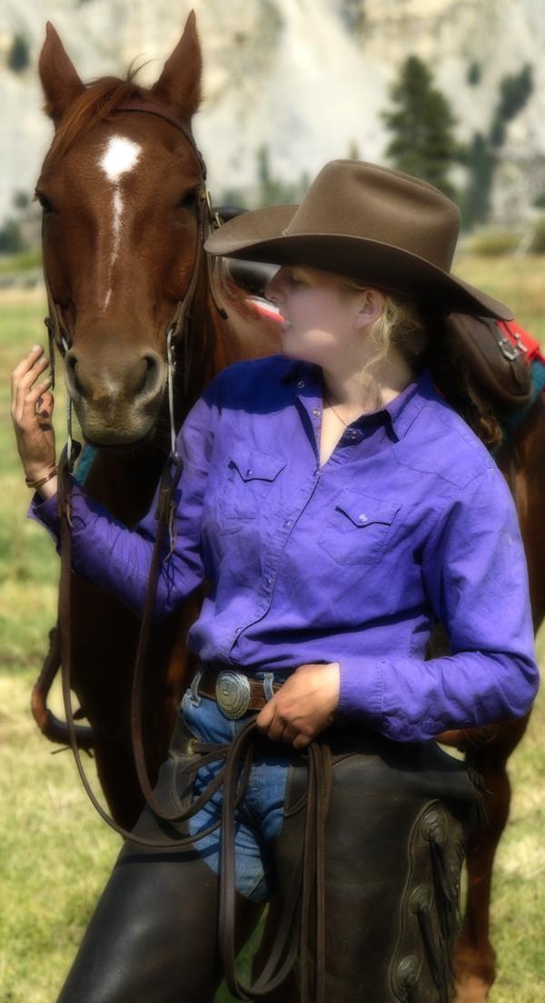 Montana Apr 12, 2008 iAmericana, LLC Cowgirl