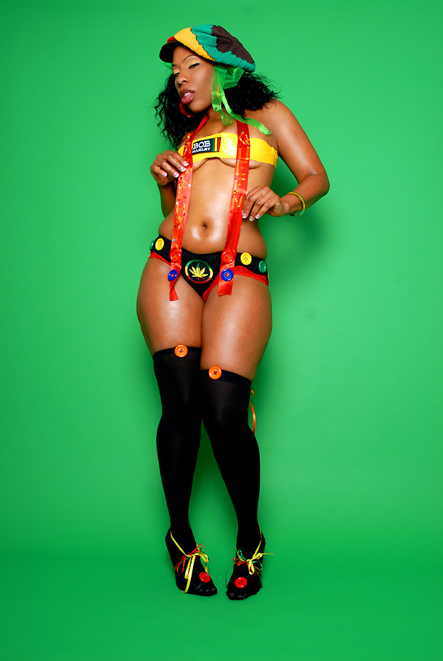 Female model photo shoot of 100 Percent Cheekz by 2starzstudio in Miami