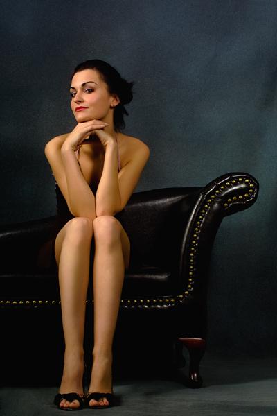 Male and Female model photo shoot of mcmomo and Katia Kuzenkova
