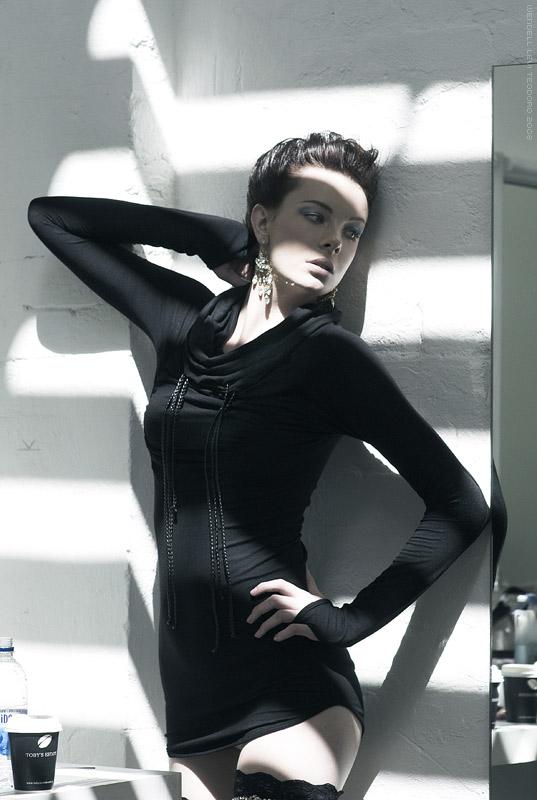 Sun Studios, Australia Apr 17, 2008 Model: Lauren Burnett @ Chadwick, Photographer: Wendell Levi Teodoro@ The Nest Editorial