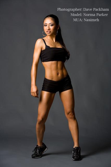 VA Apr 17, 2008 Dave Packham ~Fitness~ MUA: Nasimeh