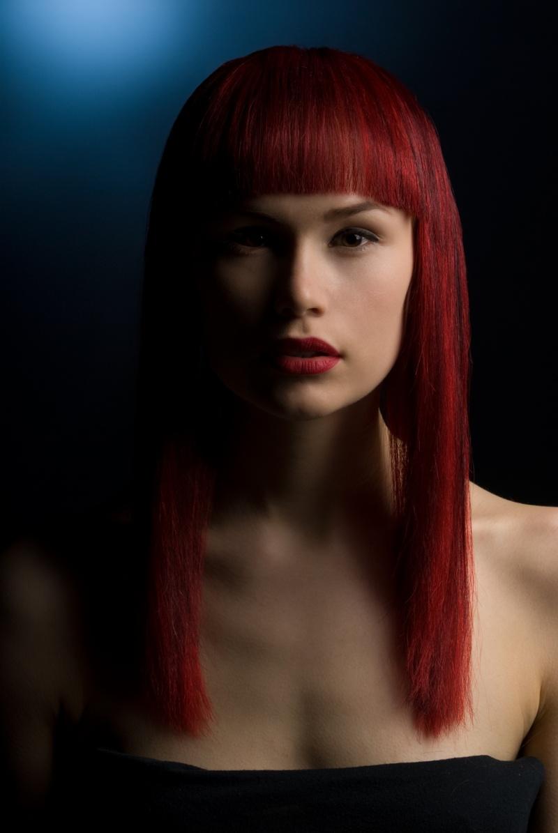 Stockholm Apr 19, 2008 Francesco Sapienza Makeup ewa demille  Hair by me,