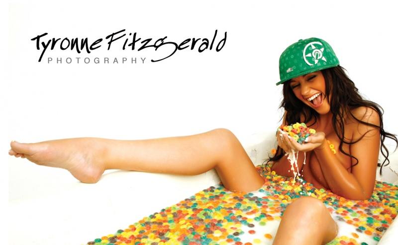 Studio Apr 20, 2008 Tyronne Fitzgerald UNIT clothing Advert   ( Model=Shavorjn )