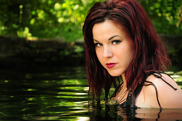 wekiva springs Apr 21, 2008 eric- faded beauty photography Orlando meet n greet