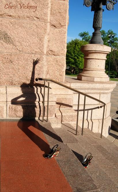 Austins Capitol Building  Apr 21, 2008 Chris Vickroy Im here!