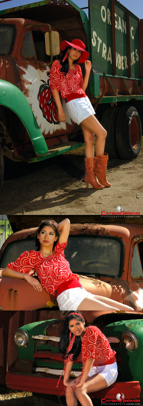 Male and Female model photo shoot of C J A Robalo and Sheena-Model in California
