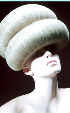 amsterdam/holland Apr 22, 2008 Rollan Didier Lesley for the Coiffure Awards