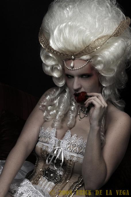 Apr 22, 2008 © 2008 Erick De La Vega make-up by Erick De La Vega & Michelle DeVille costume by Michelle DeVille