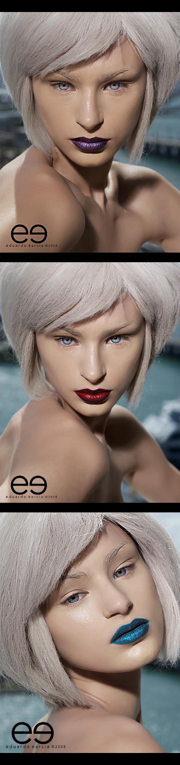 Apr 23, 2008 The Warhola Lip Series | MUA: Bo | Styling: EG