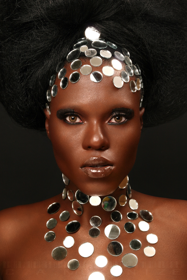 Female model photo shoot of DeannaStarr