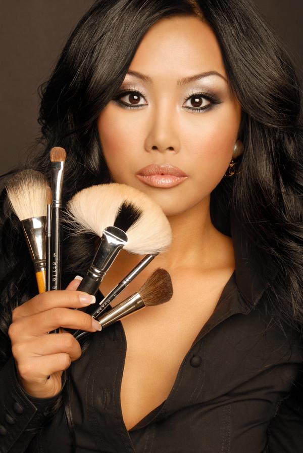 New York Apr 25, 2008 Eva Kim - Make-Up Artist
