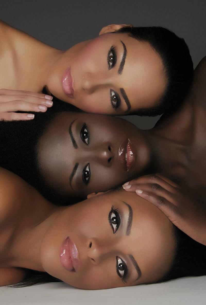 NYC Apr 27, 2008 Phillip Valende Photo Makari Beauty Campaign