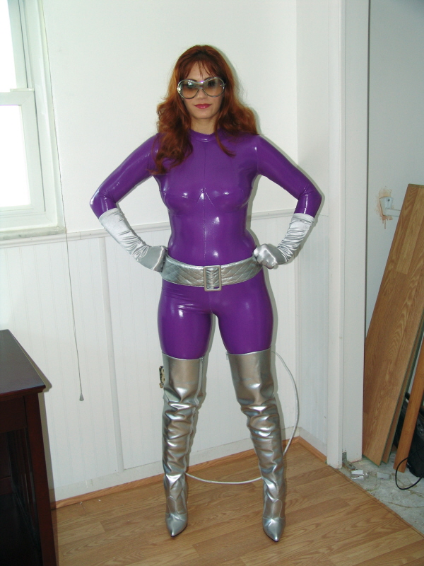 Apr 28, 2008 League Of Amazing Women Quasar