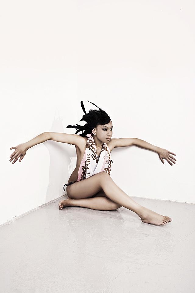 Ayesha  Apr 29, 2008 © Rhea Da Costa - Clark 2008 girl, why you so fierce for?