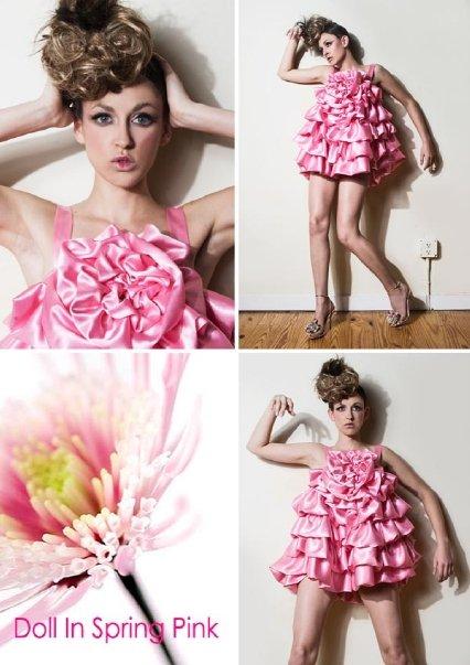 Apr 29, 2008 Laretta Houston Spring 08 Collection :Japanese Garden