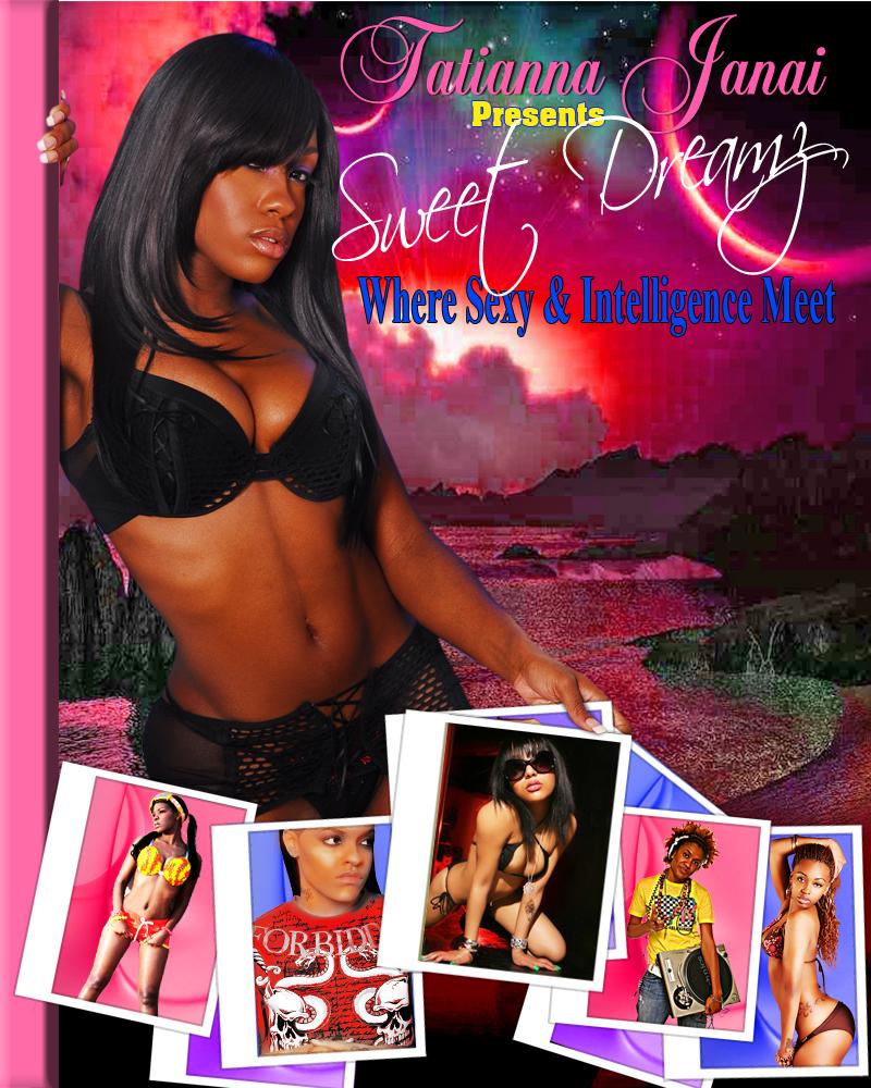 Apr 30, 2008 Tatianna Janai 08 calendar cover