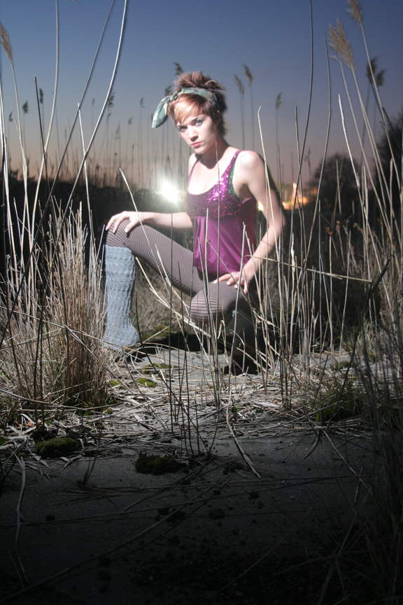 Female model photo shoot of AlyssaAWood in Lincoln Park Dartmouth Ma
