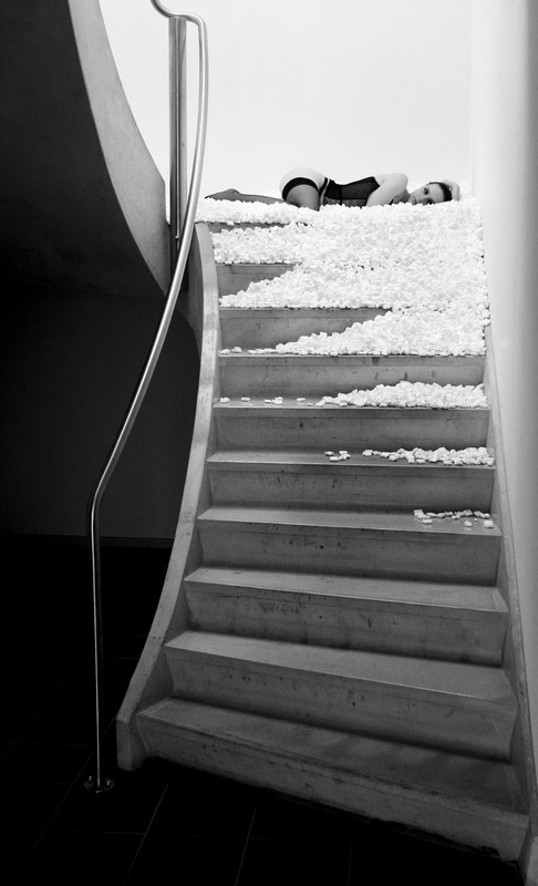 Male and Female model photo shoot of Bert Schaeffer and AvDutchy by Bert Schaeffer in Papendrecht | the Netherlands
