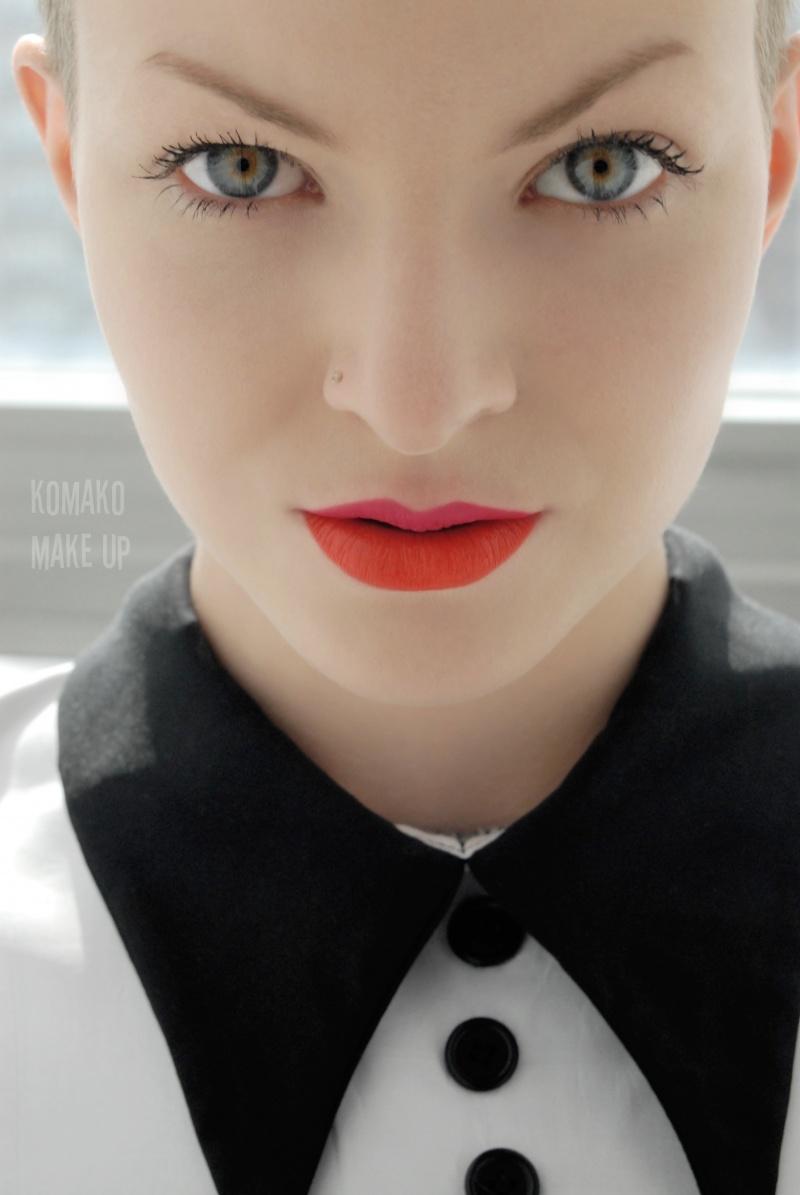 May 02, 2008 Komako Makeup Twiggys lips