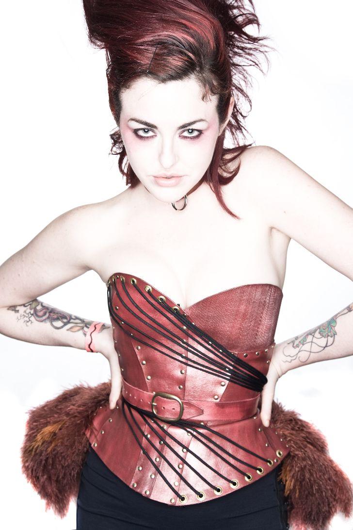 May 02, 2008 Antiseptic Fashion, and VenusWept.org Circe Corset