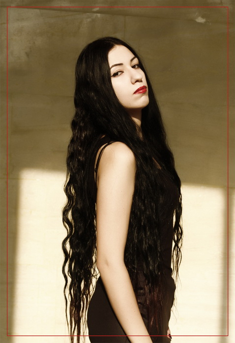 Female model photo shoot of The Mesmerizer in Turkey